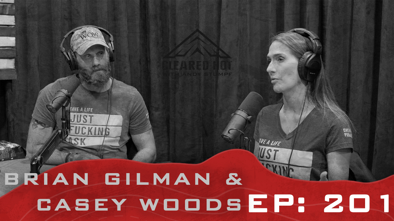 Ep 201: Brian Gilman and Casey Woods