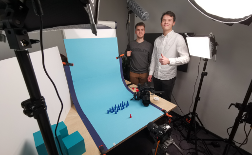 Sprintto Stop-motion photography