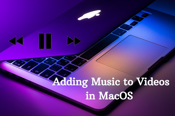 Adding Music to Videos in MacOS