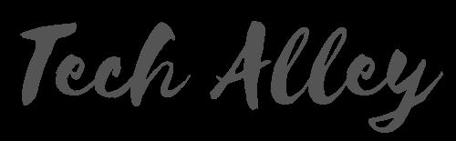 Tech Alley Word Logo