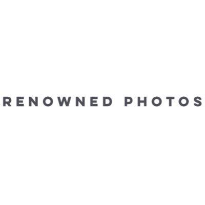 Renowned Photos logo