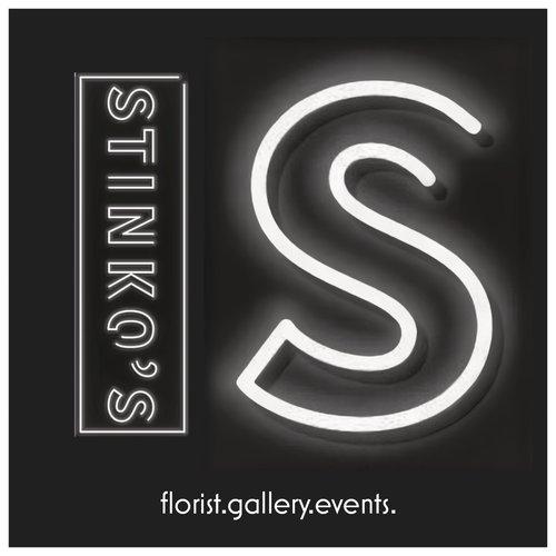 Stinko's neon sign