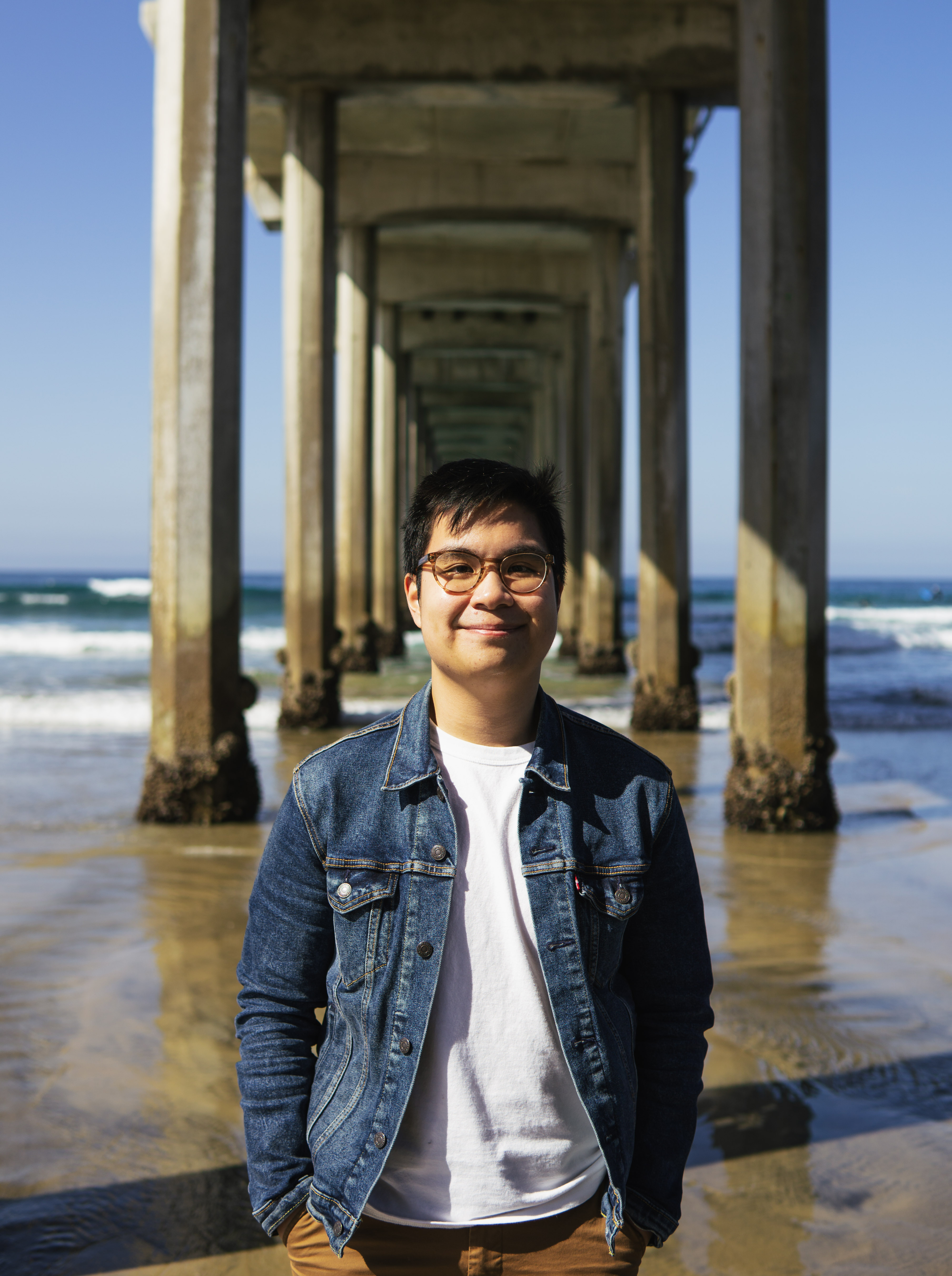 Joey Wong, Propel's Lead User Experience Advisor.