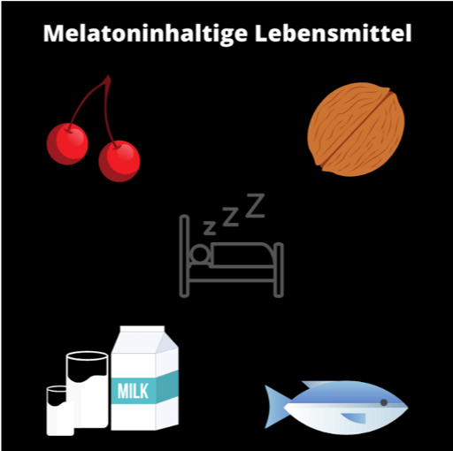 melatonin-schlaf-lebensmittel