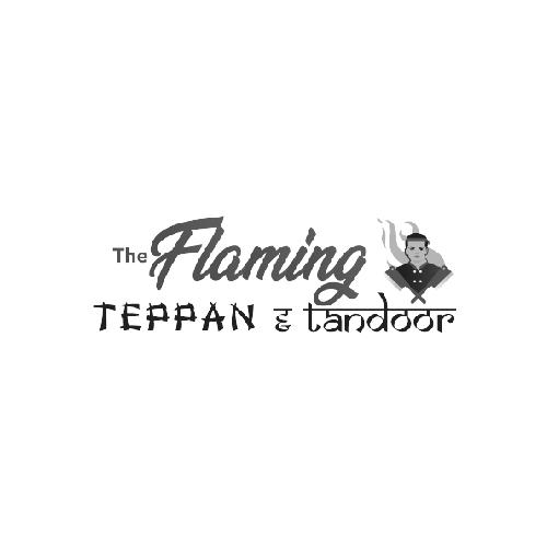 flaming teppan and tandoor