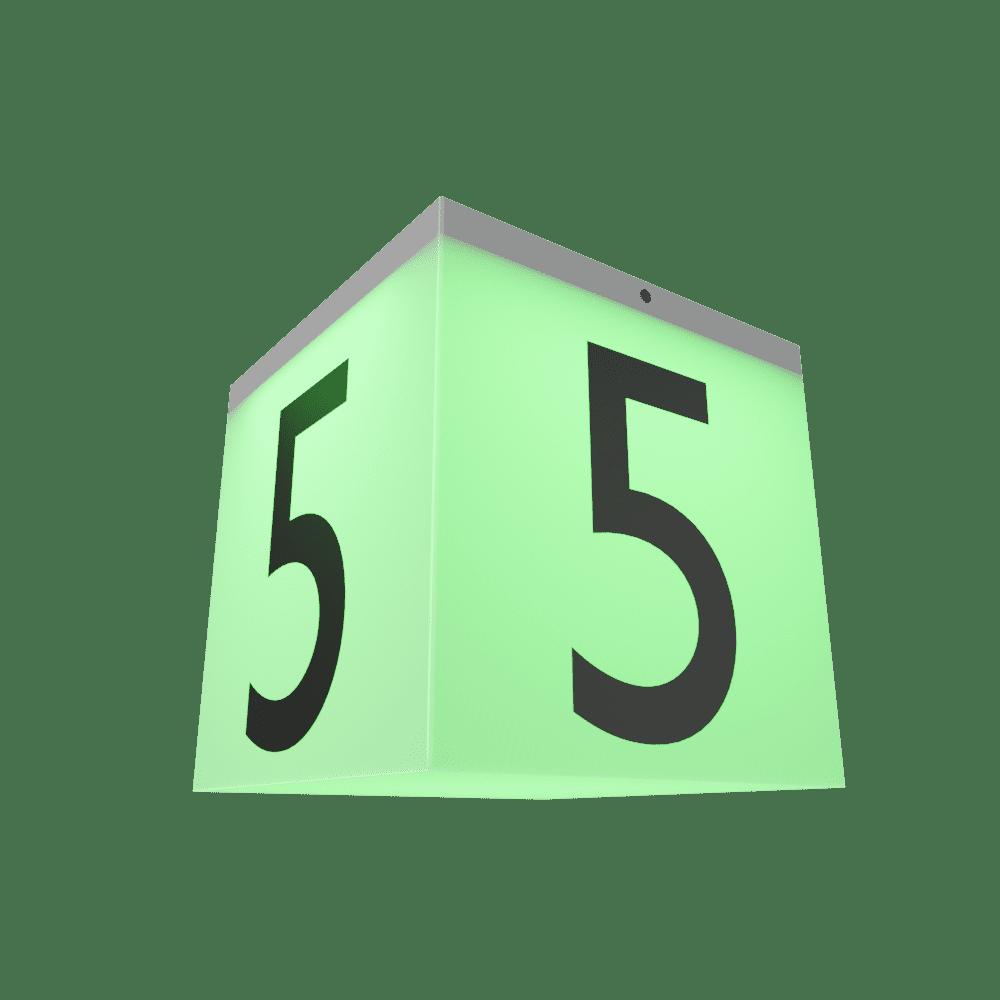 queue cube