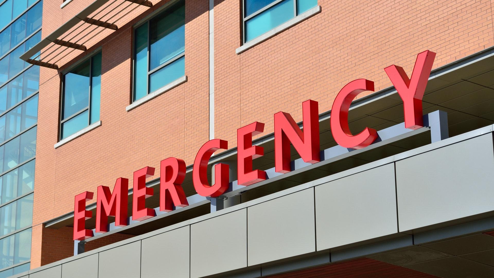 Emergency Room Header