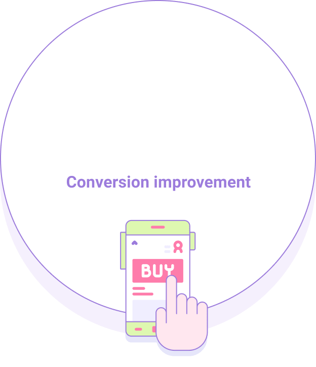 Frankie increases conversion rate for Shopify Ecommerce merchants