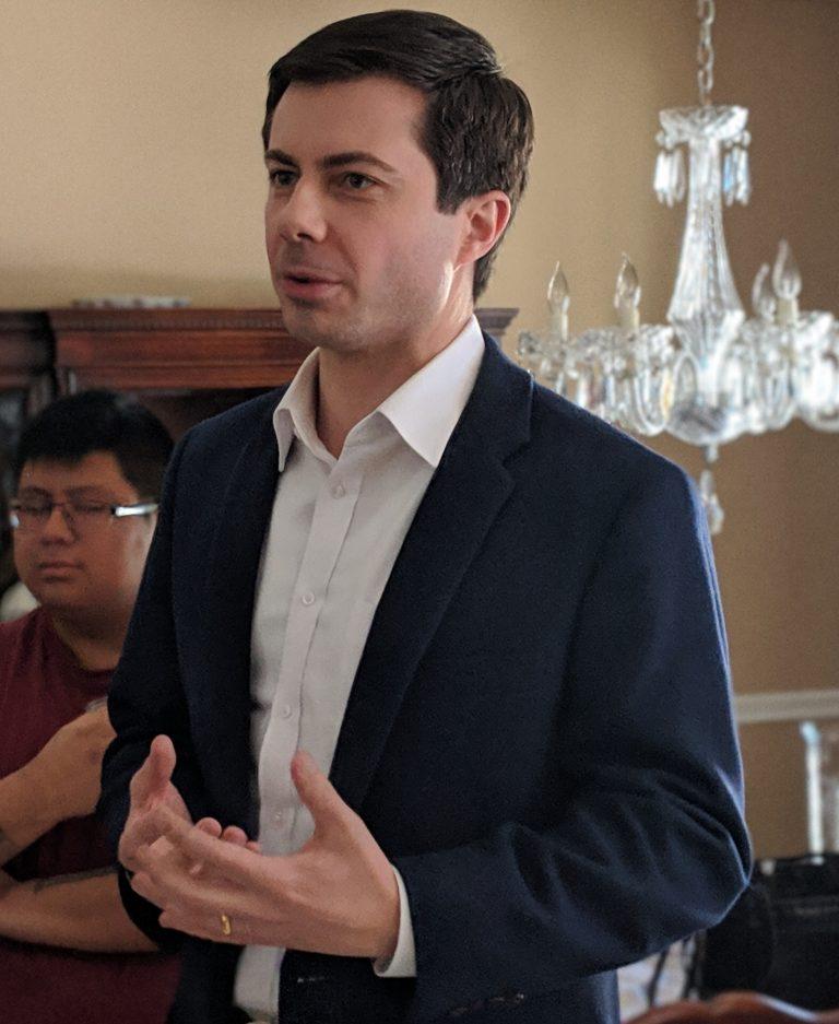 democratic candidates mayor pete buttigeg pronounced