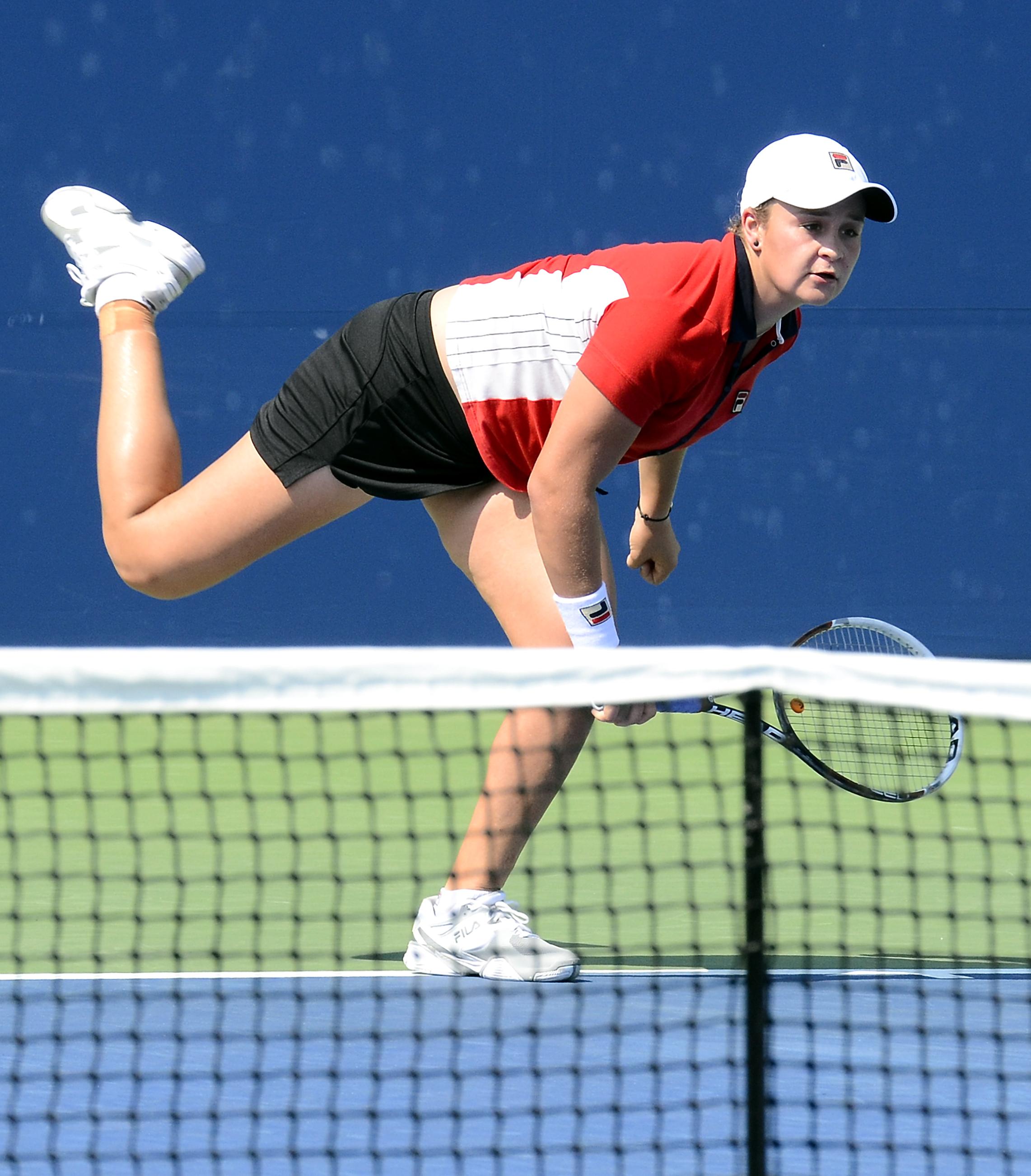 pronounce Ashleigh Barty tennis names