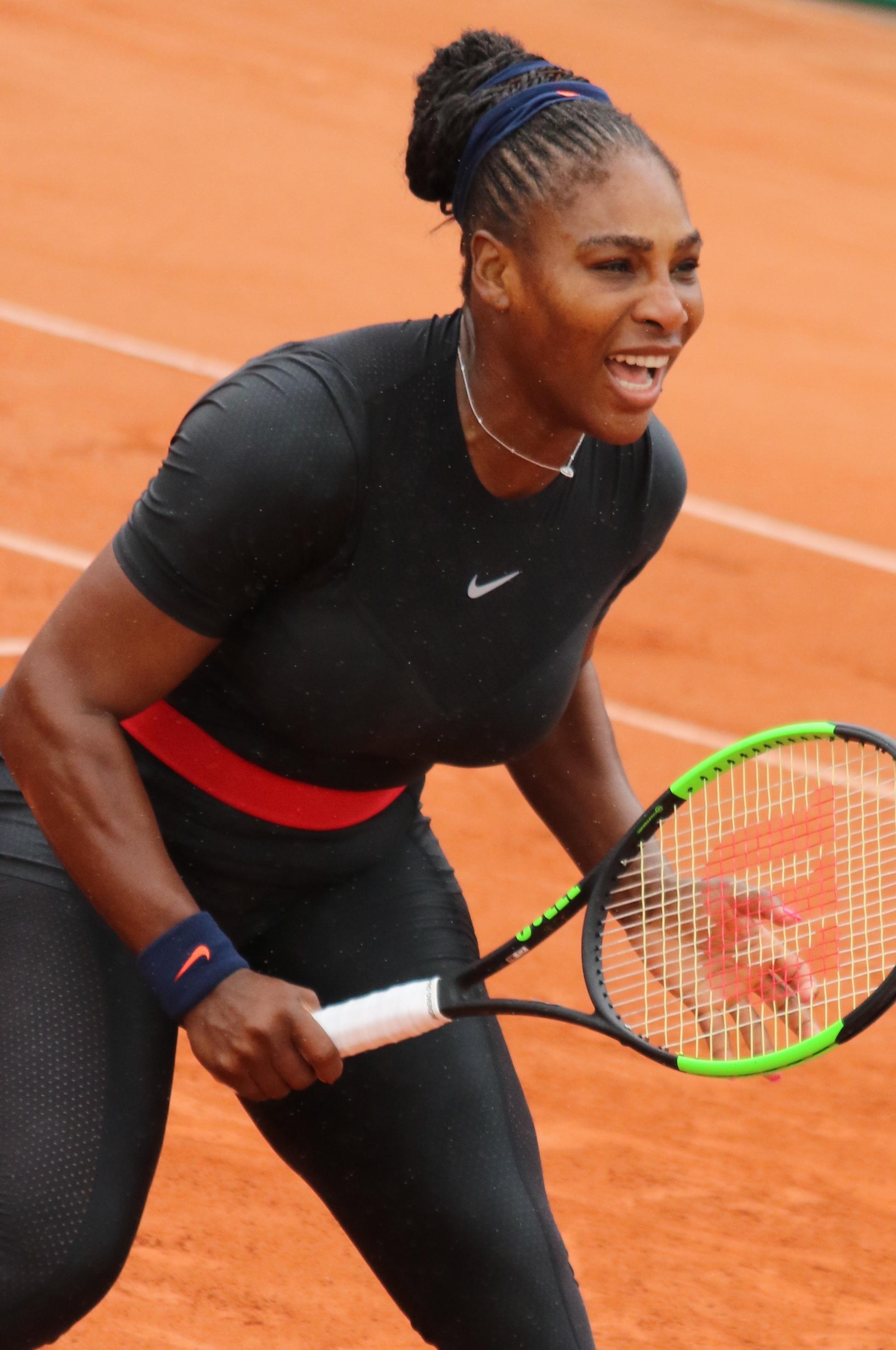 pronounce Serena Williams tennis names
