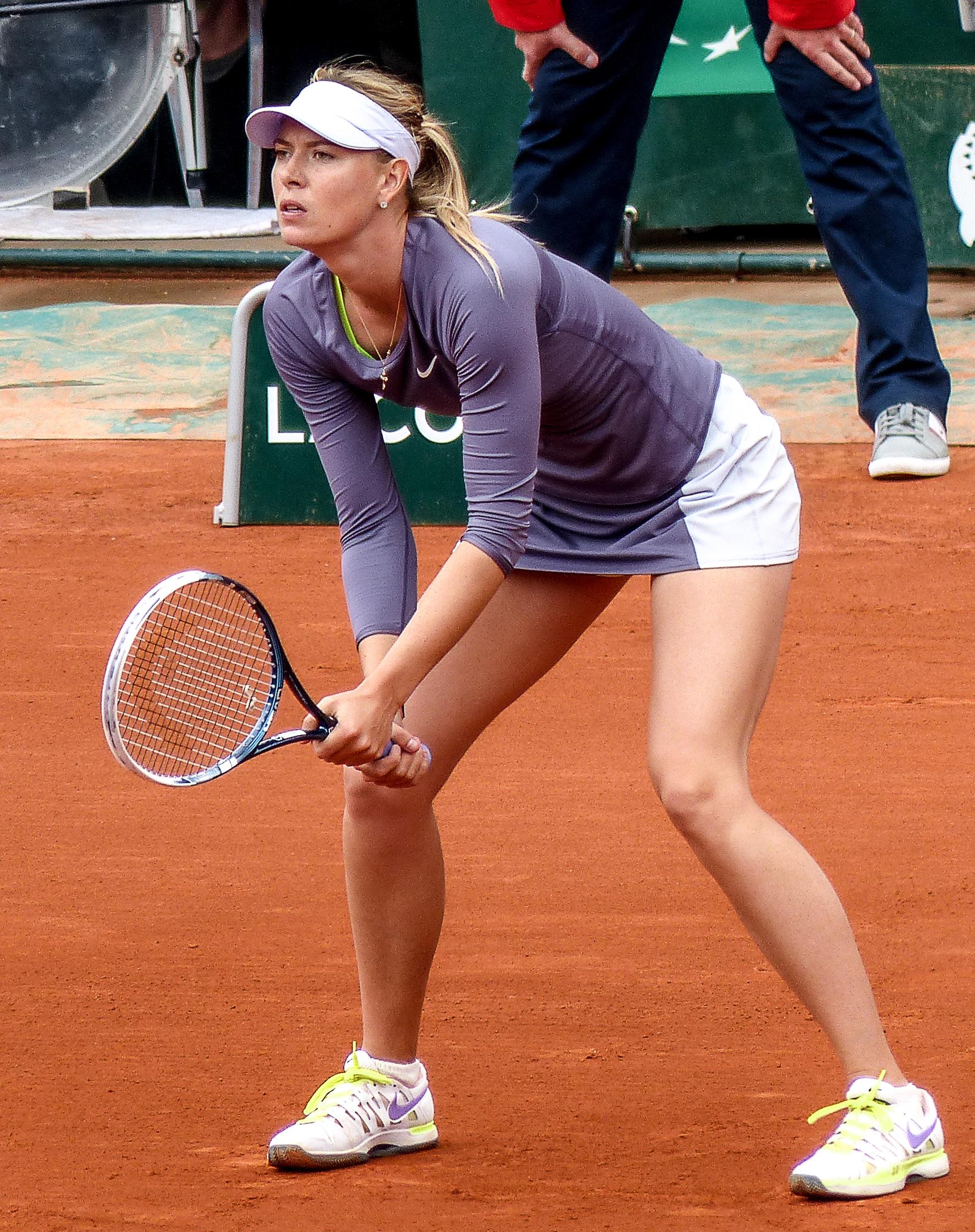 pronounce Maria Sharapova tennis names
