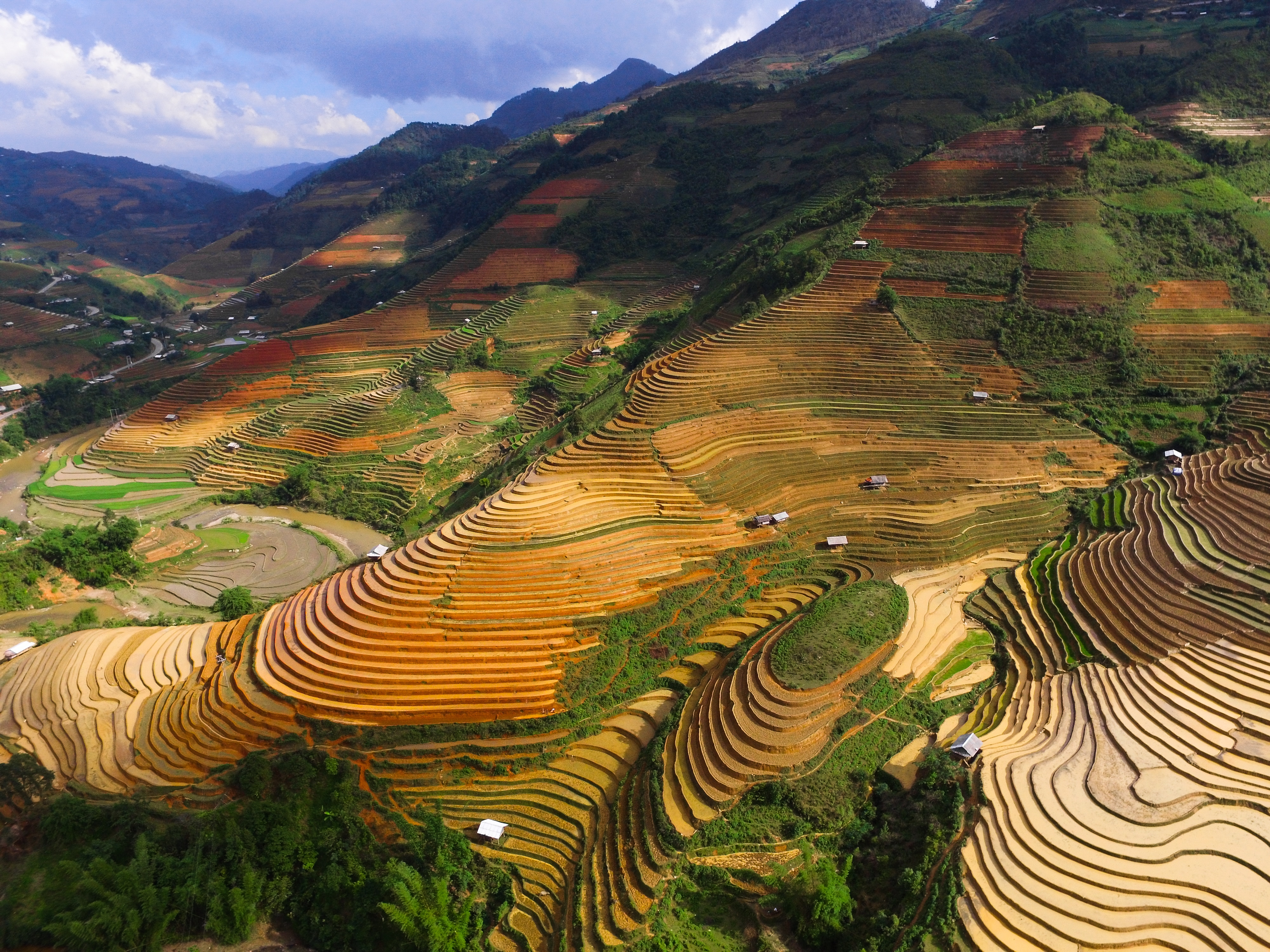 A picture of Vietnam, for our Vietnamese names