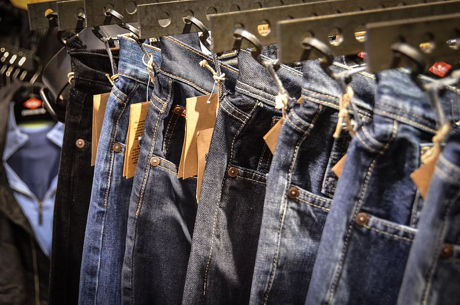 these are jeans, not pants