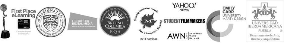 Vancouver Animation School is an award winner educational institution with locations in Canada, USA, Brazil and India