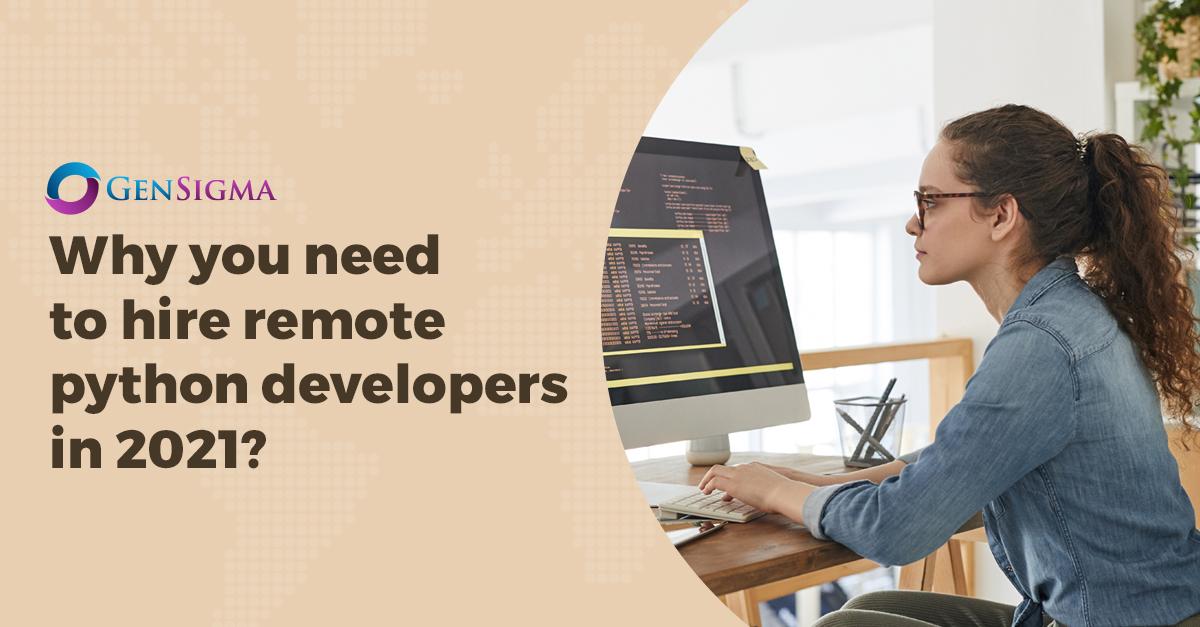hire remote python developers