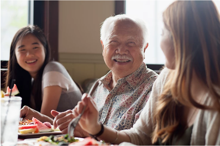 Ways To Support Your Relationship With the Older Adult