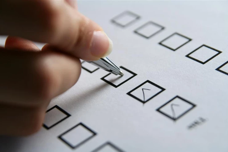 Legal Planning Checklist for Those Helping an Older Adult