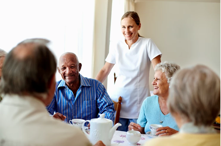 Basic Overview of the Housing Options Available to Older Adults and How To Evaluate Each