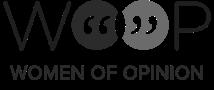 Women Of Opinion Logo