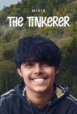 Mihir Portrait