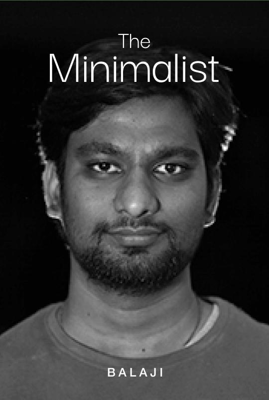 Balaji Portrait