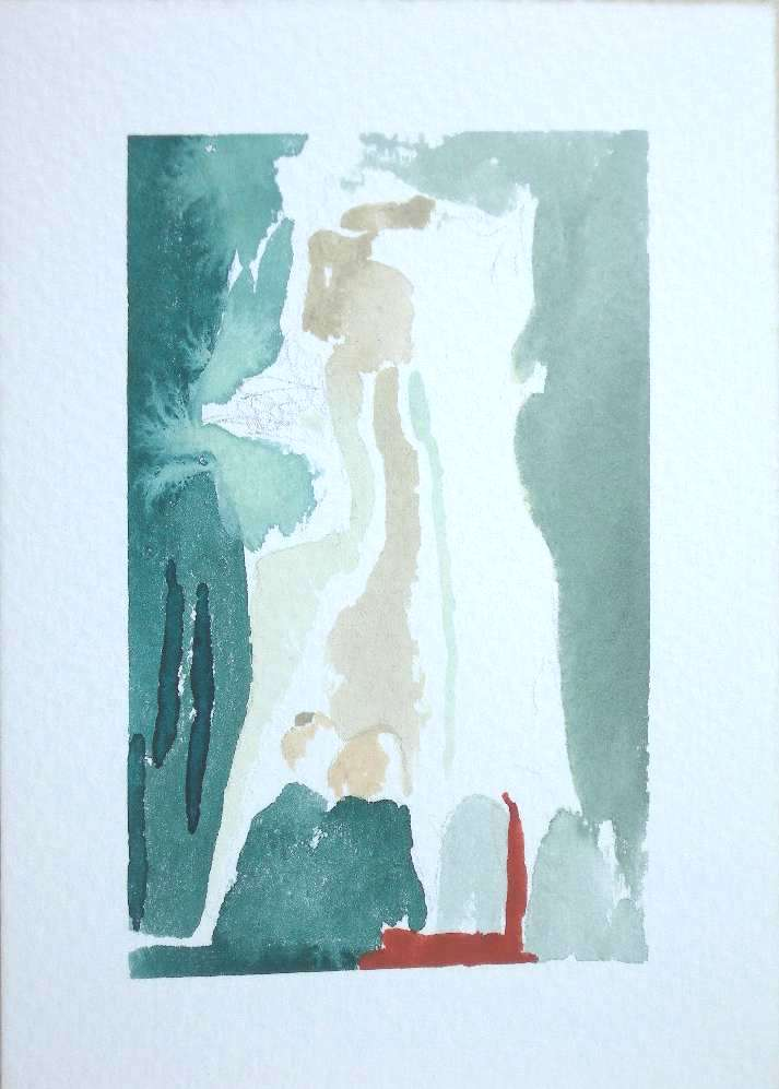 Pintura Hace frío en Zamorra