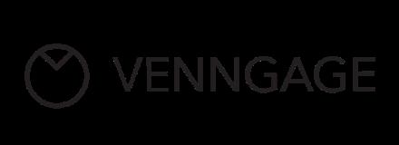 Company logo for Venngage