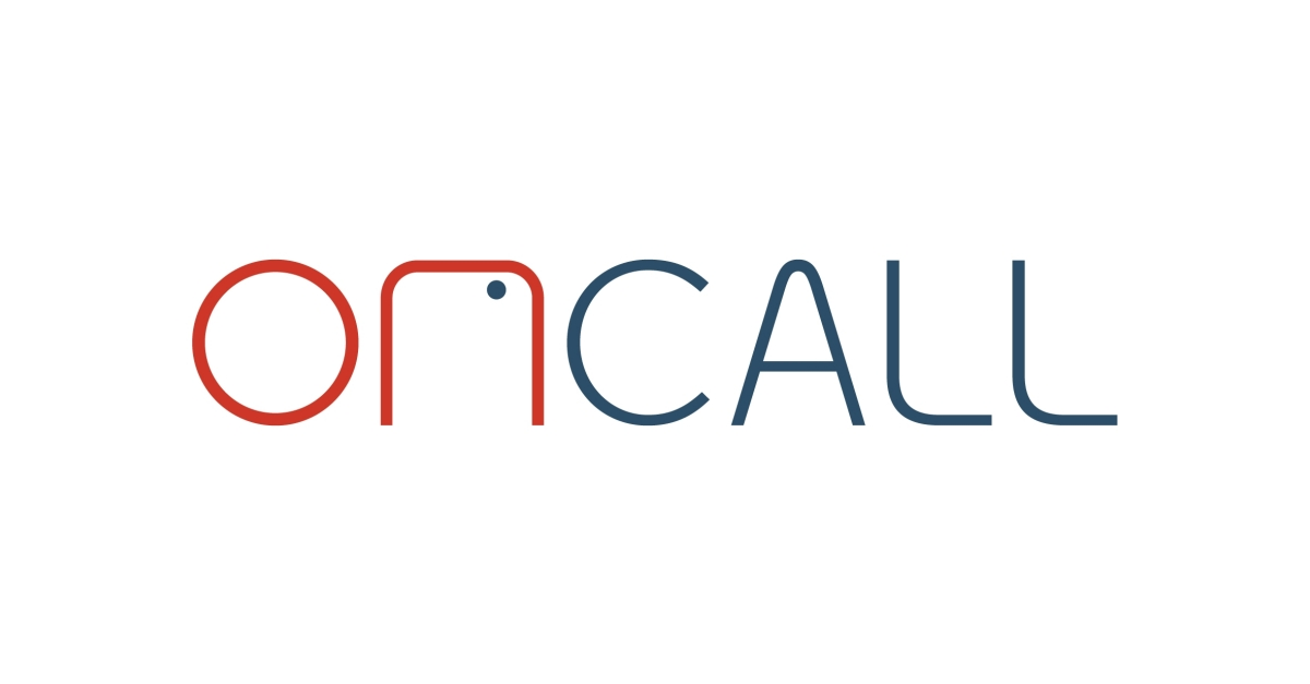 Logo for On Call