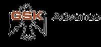 gsk advance company logo