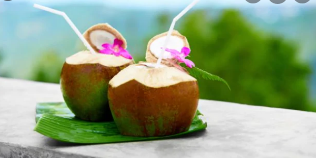 What are the health benefits of coconut water?