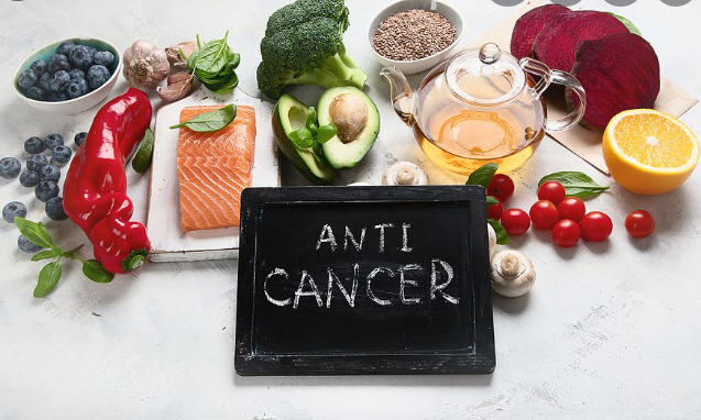 12 anti-cancer foods that need to be added immediately to the menu