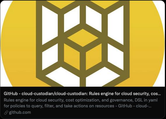 Cloud Custodian