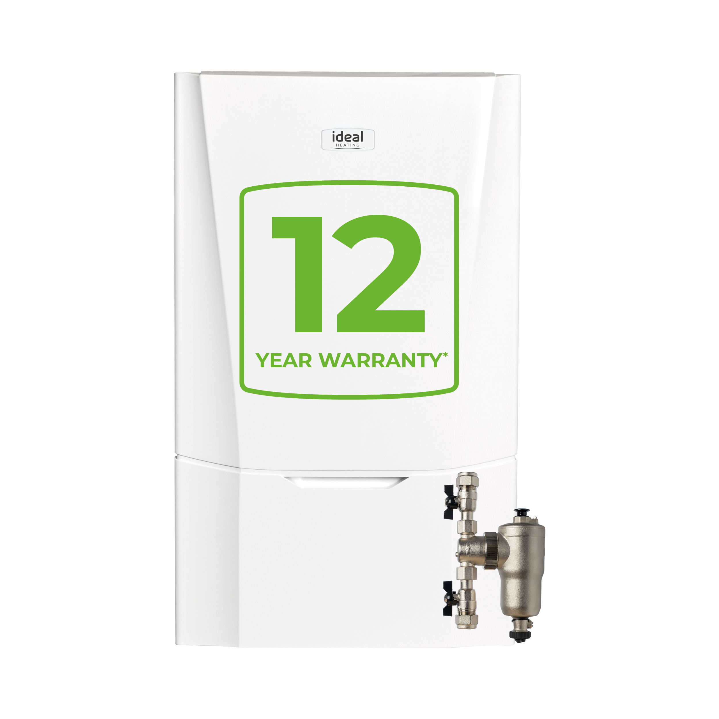 Ideal 12 year warranty with Aquavolt boiler installers in Sheffield