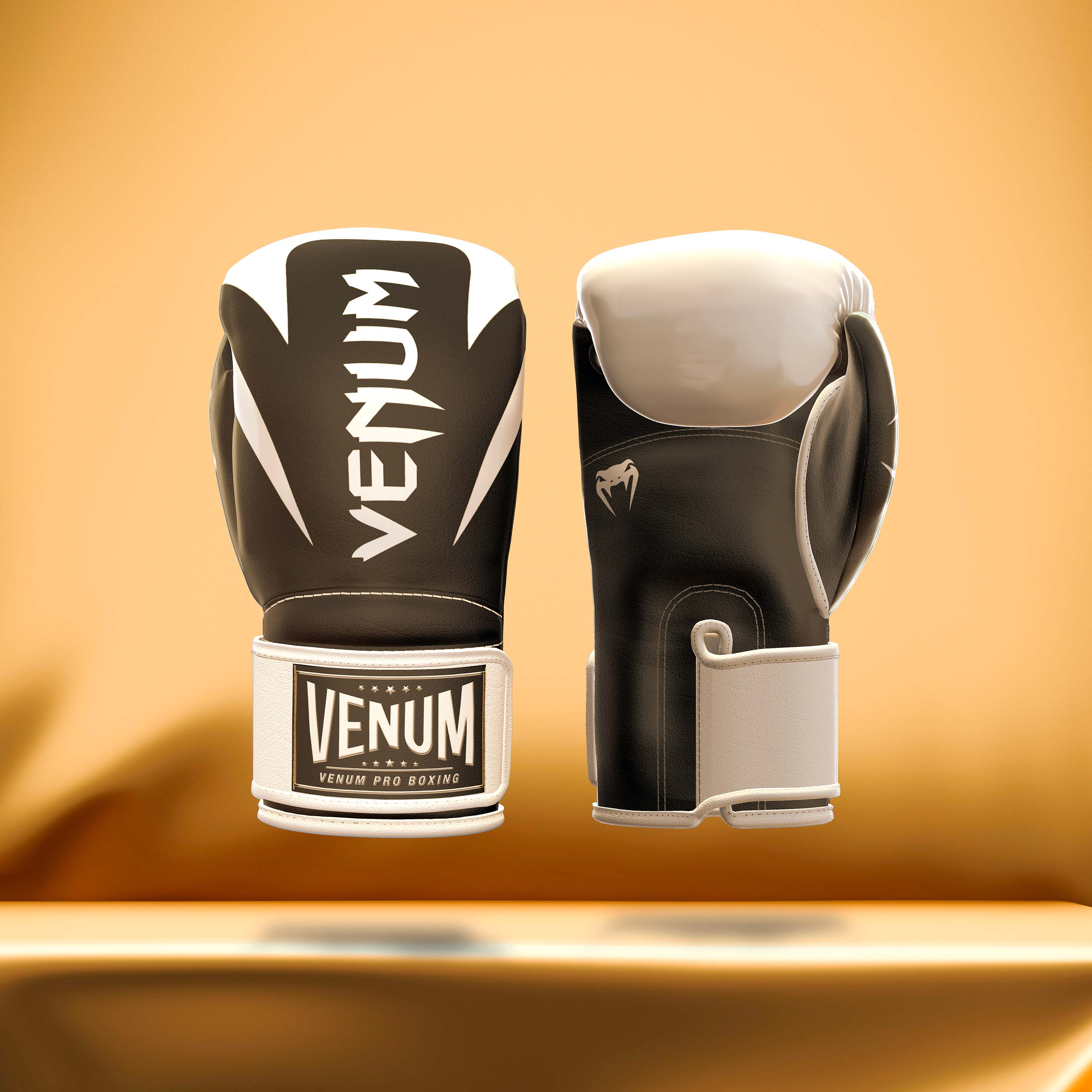 a ray tracing 3D render by Naker boxing gloves