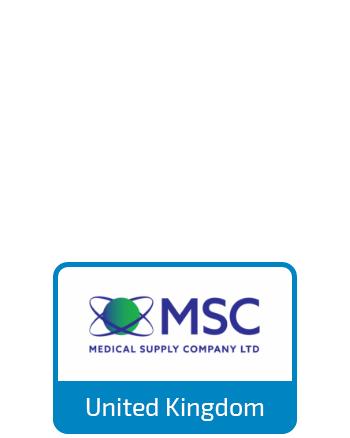 MSC united kingdom partner