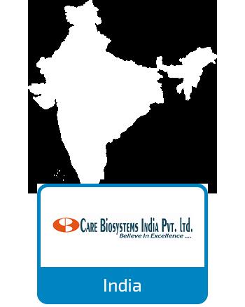 care biosystem India partner