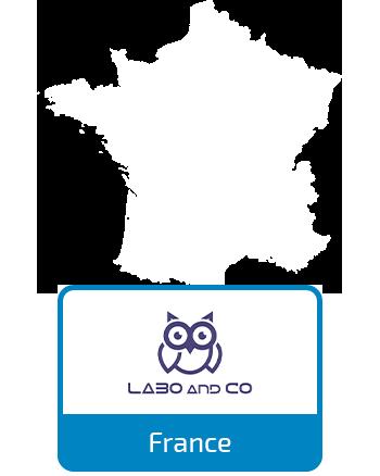 Labo and Co - France partner