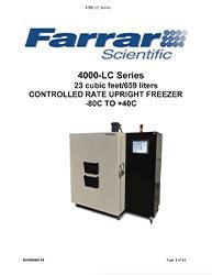 4000 LC Series User Manual