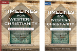 Timelines for Western Christianity (Book)