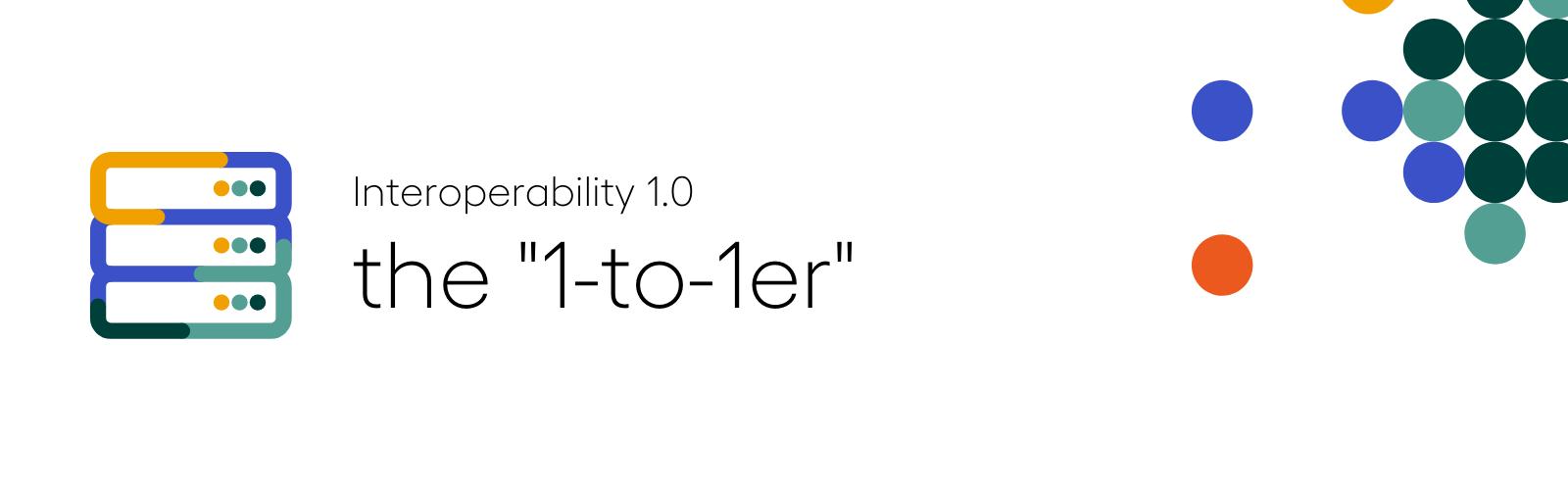 Interoperability 1.0