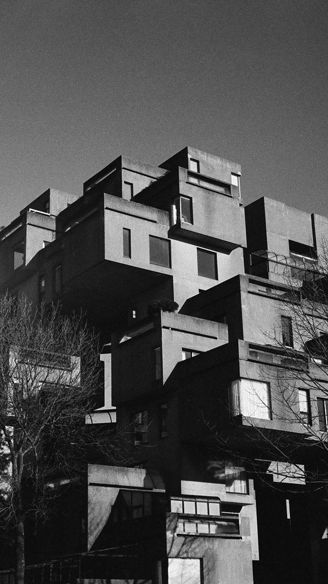 Photo of Habitat 67 in Montreal