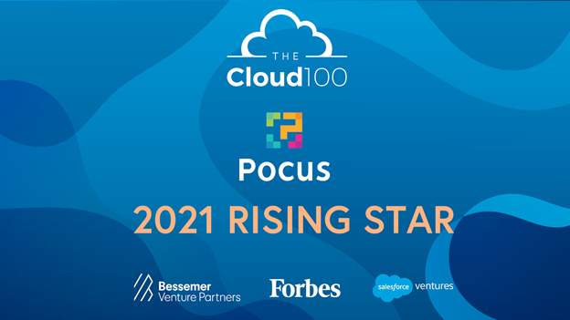 Forbes Names Pocus A Rising Star As Part Of The Cloud 100 List