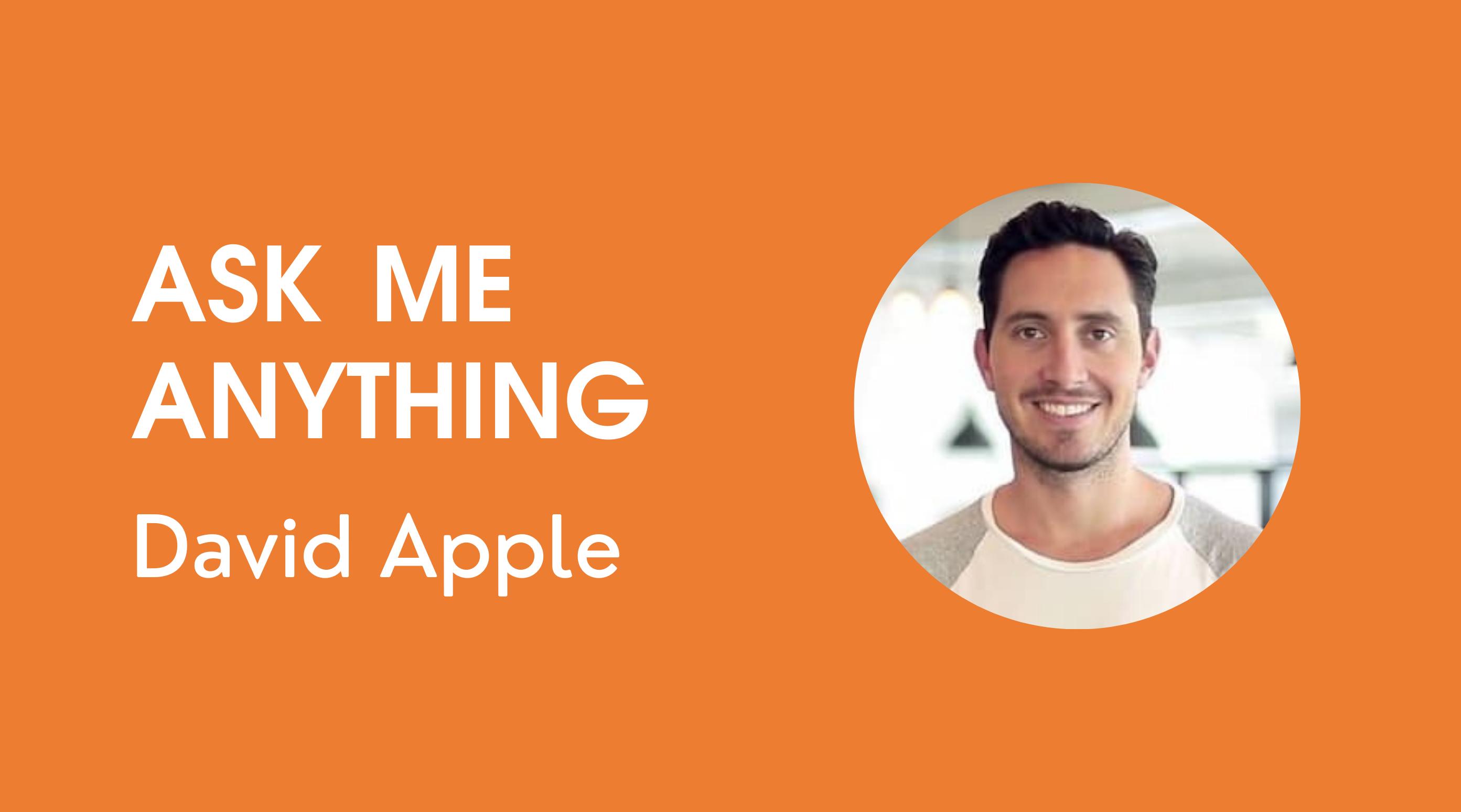 Product-Led Sales (PLS) AMA: David Apple