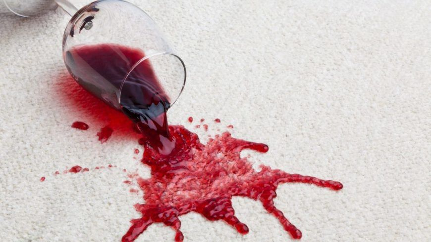 How To Remove 5 Common Household Stains