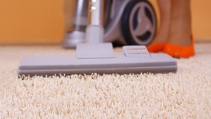 Different Ways To Clean Carpeting