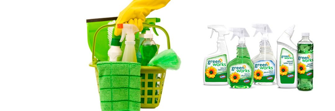 5 Reasons To Switch To Green Cleaning Products