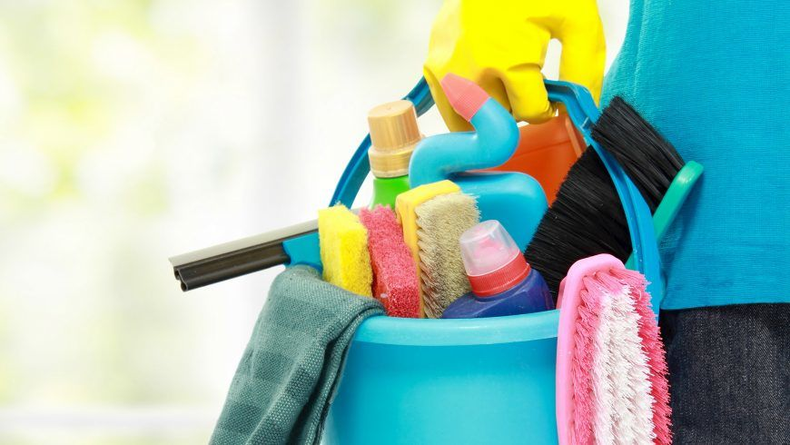 Steps of Hiring The Best House Cleaning - Maid Company