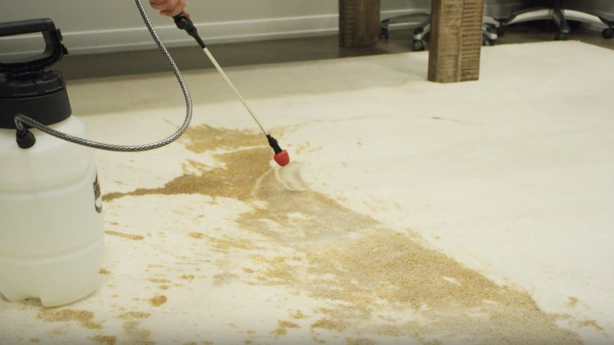Low-Moisture Carpet Cleaning, Vacuuming