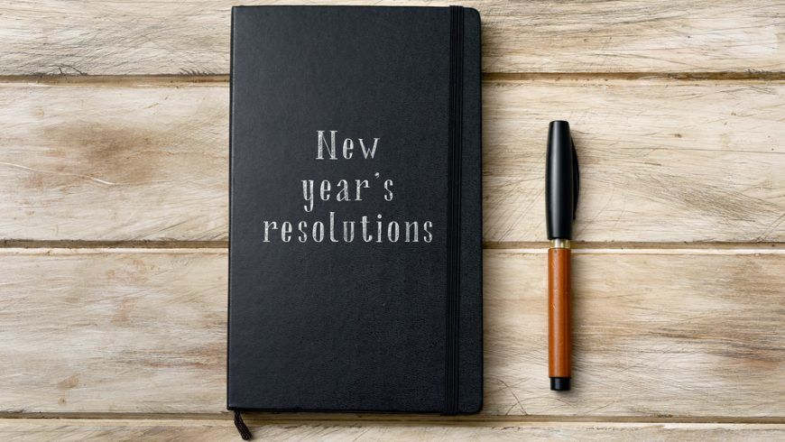 2018 New Year Resolutions for Your Home